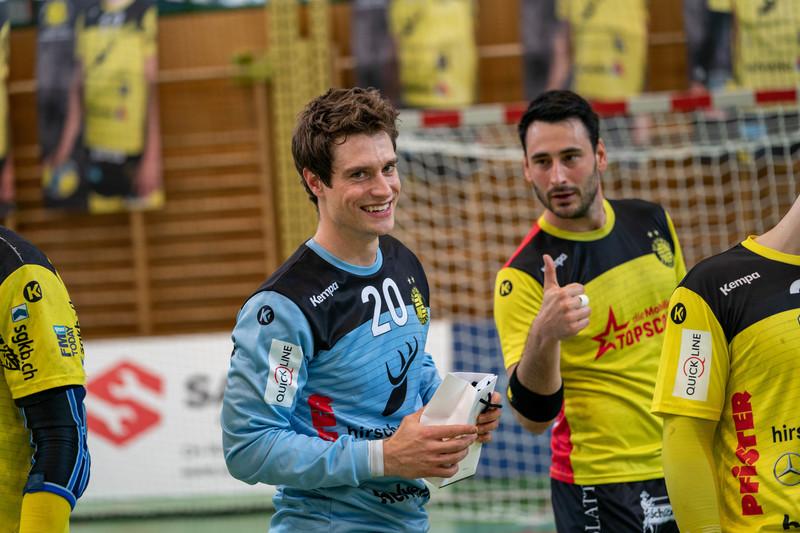 Knapper Sieg des TSV St. Otmar