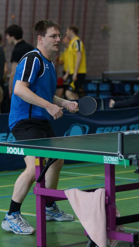 Marco und Michaela Foletti Thurgauer Meister im Tischtennis
