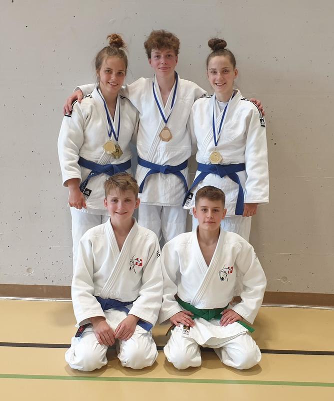 Nationales Judo-Turnier in Spiez