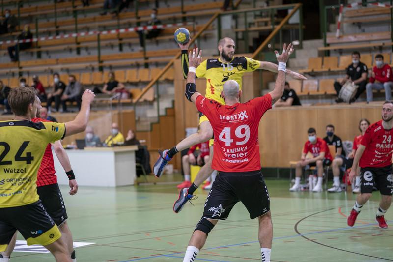 Niederlage des TSV St. Otmar