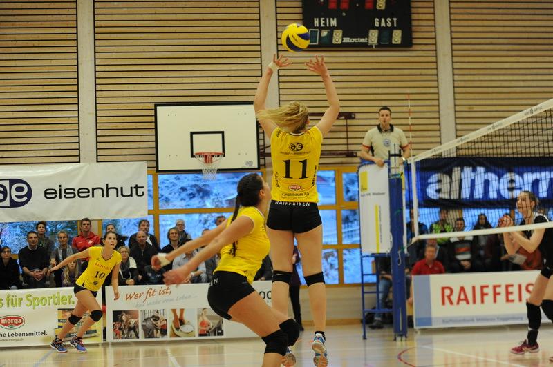 NLA: 8. Qualifikationsrunde Saison 15/16