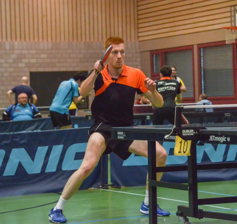 Romanshorner überlegen an der Tischtennis Thurgauer Meisterschaft