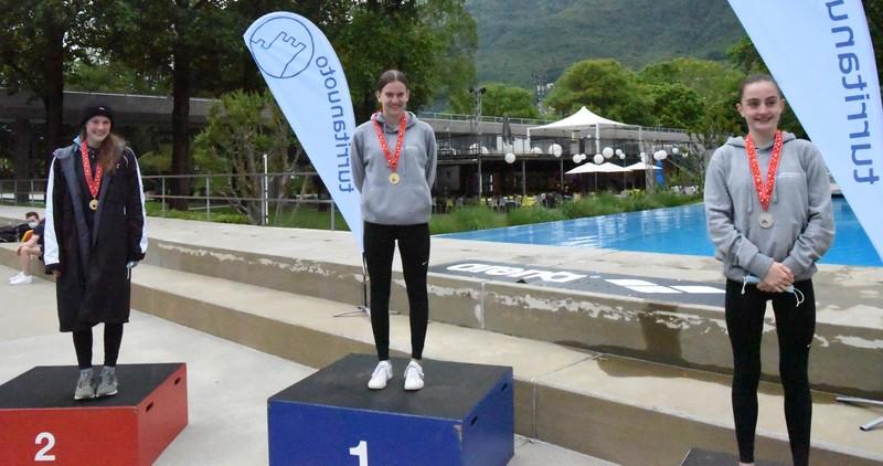 Pressebericht Schwimmen: Schweizermeisterschaft 5km im Pool in Bellinzona 15.05.21