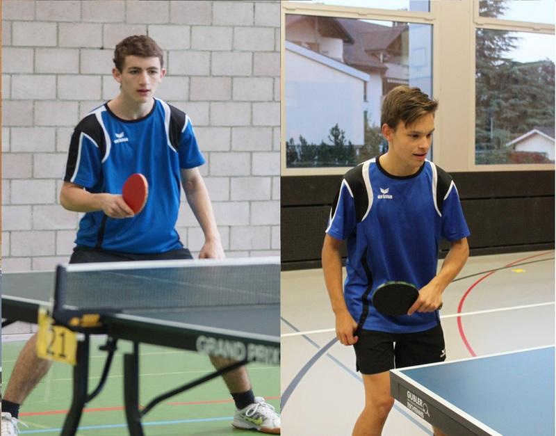 Romanshorner Dominanz am interregionalen Tischtennis Turnier Bronschhofen