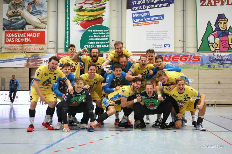 """Rostock-Gefühl da"": ""Kribbeln"" bei HSG Konstanz vor Endspiel um Klassenerhalt"