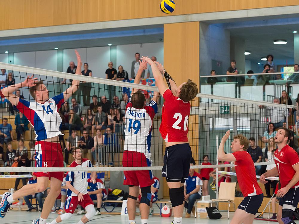 Schweizer drehen Spiel gegen Luxemburg