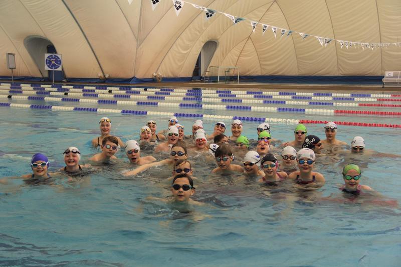 Schwimmcamp in Tenero vom 10.-19. April 2021