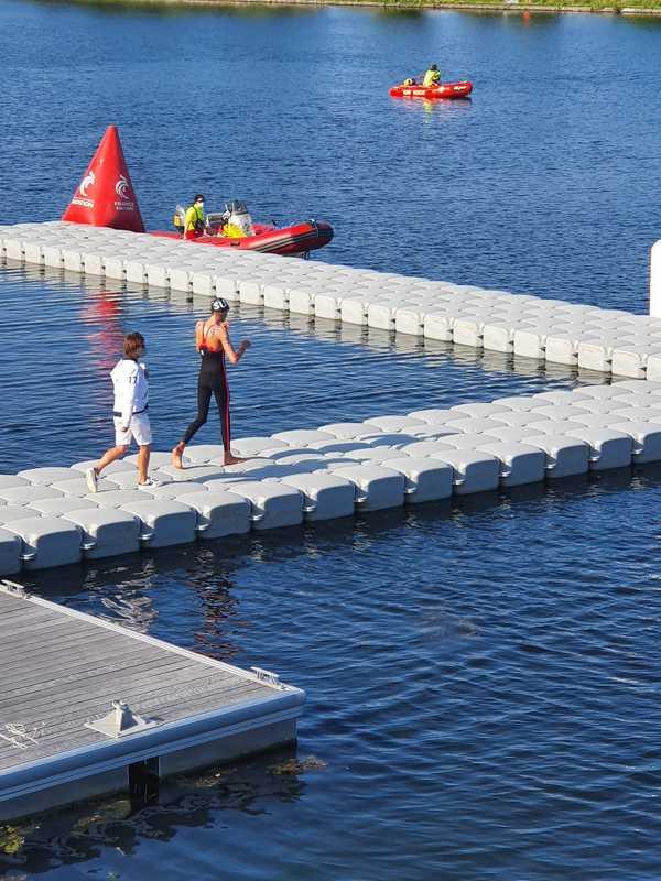 Schwimmen: Junioren EM Open Water in Paris 22. bis 25. Juli 2021