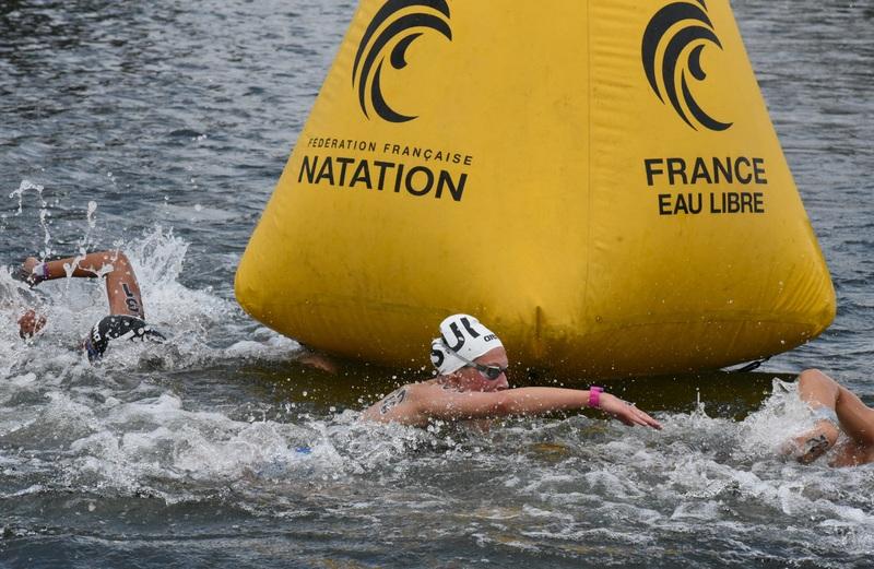 Schwimmen: Junioren Europameisterschaft Open Water in Paris 22. bis 25. Juli 2021