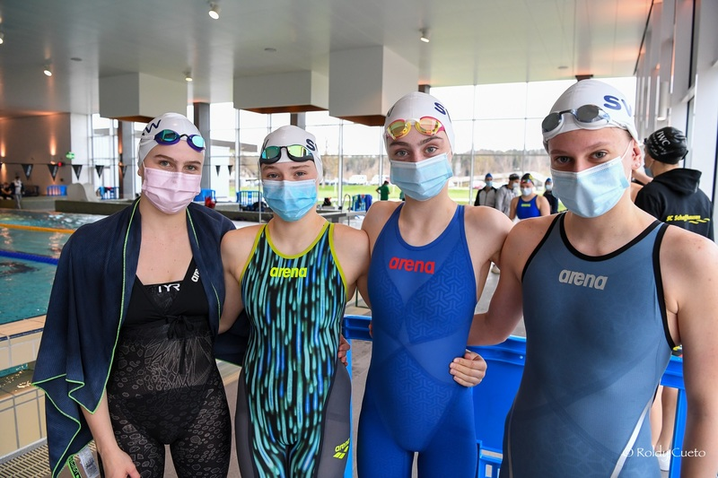Schwimmen: Langbahn-Schweizermeisterschaften in Uster vom 7. – 11. April 2021 – Erster Tag