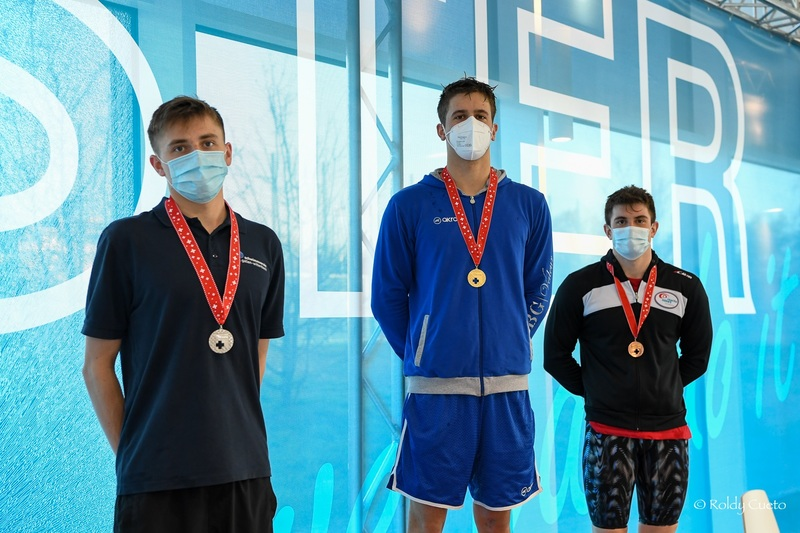 Schwimmen: Langbahn-Schweizermeisterschaften in Uster vom 7. – 11. April 2021 – Zweiter Tag
