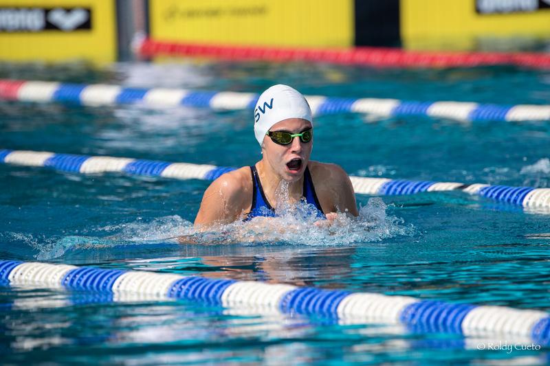 Schwimmen: Nachwuchs-Schweizermeisterschaft in Aarau 21. bis 25.07.2021 – Erster Tag