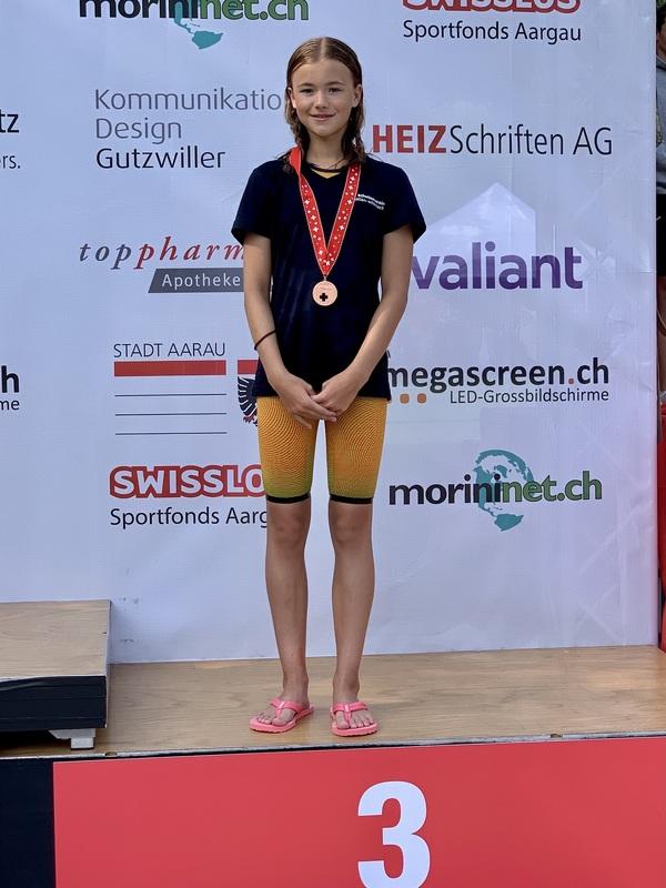 Schwimmen: Nachwuchs-Schweizermeisterschaft in Aarau 21. bis 25.07.2021 – Vierter Tag