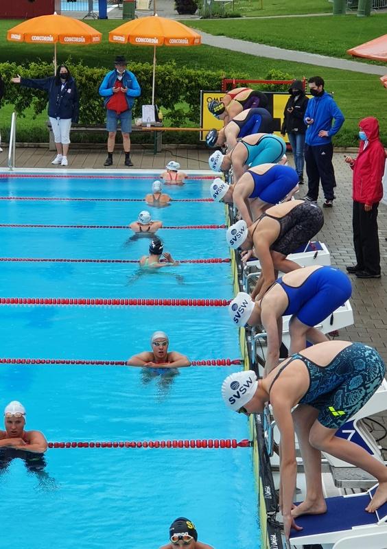 Schwimmen: Ostschweizer Regional Meisterschaft in Kreuzlingen 05. bis 6. Juni 2021