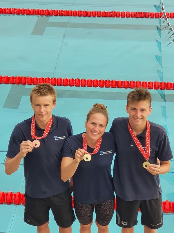 Schwimmen: Schweizermeisterschaft in Basel 01. bis 04. Juli 2021 (Zweiter Tag)