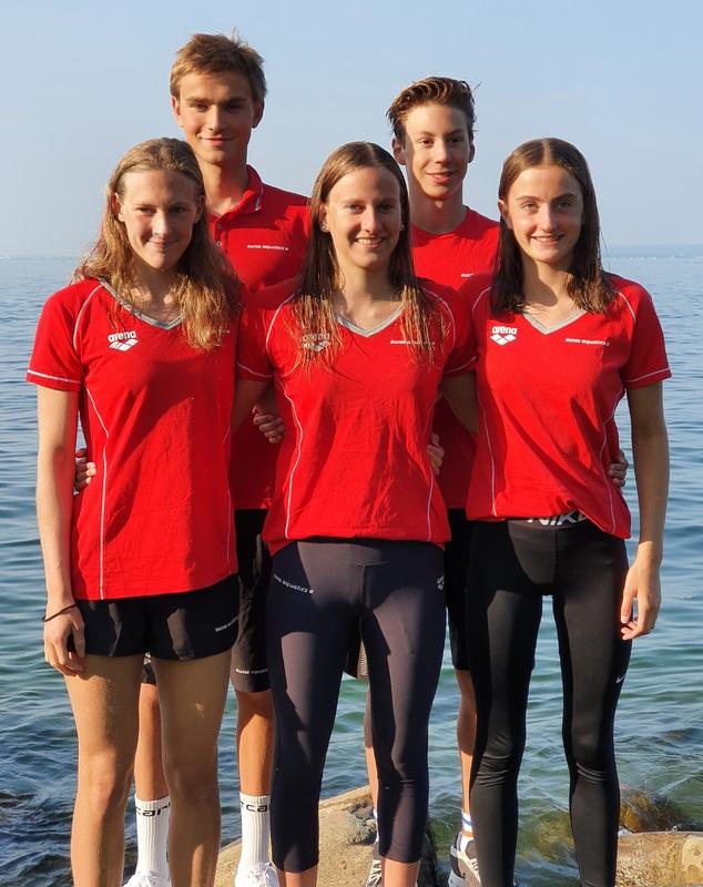 Schwimmen:Vorschau Junioren Open Water in Paris 22. bis 25. Juli 2021