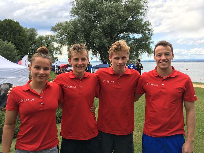 Sommer-Schweizermeisterschaft Schwimmen