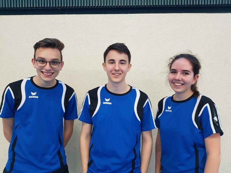 Tischtennis: Romanshorner steigen in die 5. Liga auf!