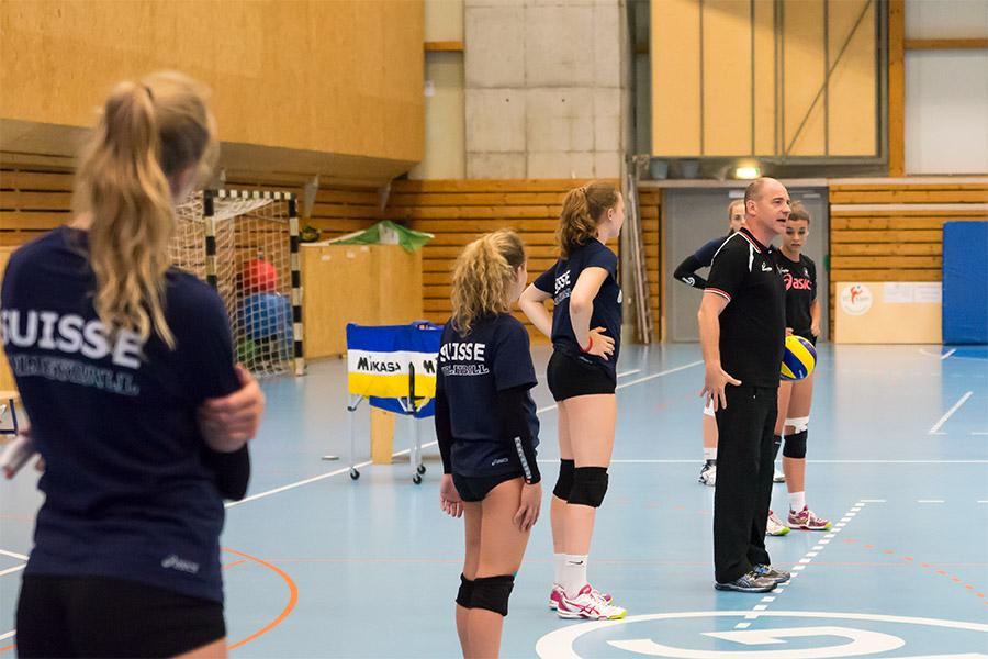 U18 Juniorinnen: Letzter Schliff vor dem WEVZA-Turnier