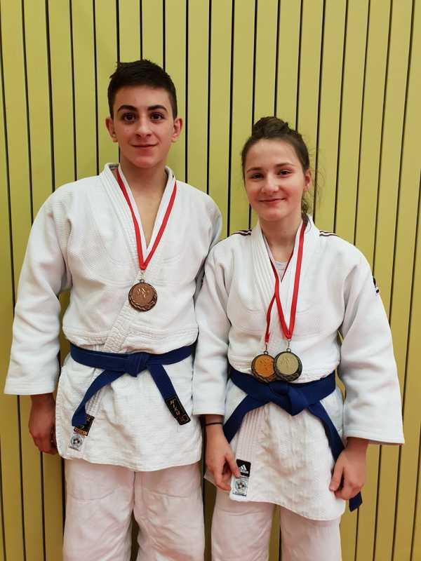 Weitere Erfolge für die Weinfelder Judokas
