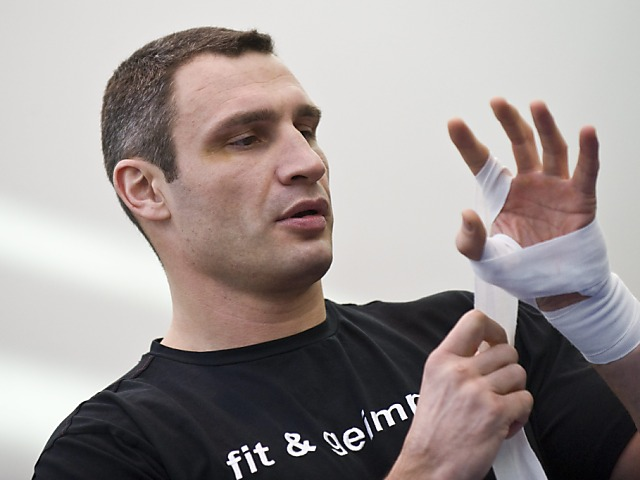 Witali Klitschko will höchstens noch zweimal kämpfen
