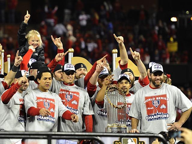 St. Louis Cardinals zum elften Mal Meister