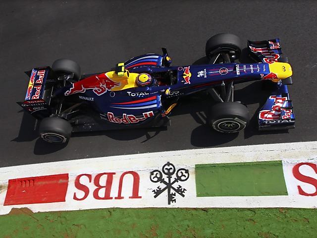 Hamilton in São Paulo vor Red-Bull-Duo