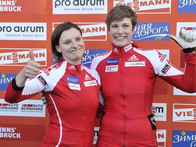Zweiter Weltcup-Podestplatz für Meyer/Schenk