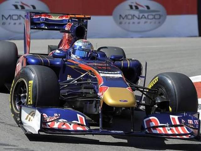 Buemi Ersatzfahrer bei Red Bull