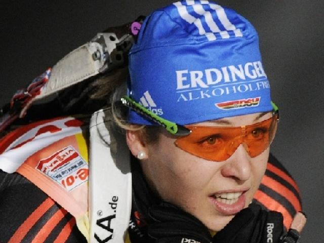 27. Weltcup-Sieg von Magdalena Neuner