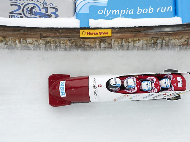 Arndt doppelte in St. Moritz nach