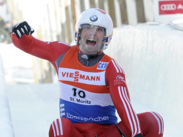 Wieder ein deutscher Vierfach-Sieg in St. Moritz