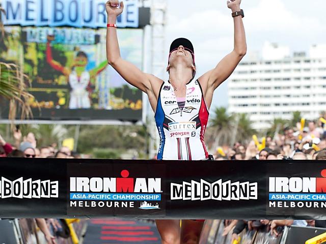 Überlegener Triumph für Caroline Steffen