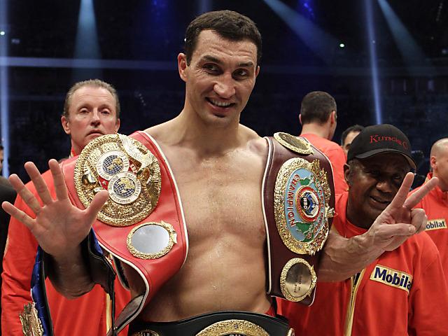 Klitschko vs. Thompson am 7. Juli in Bern