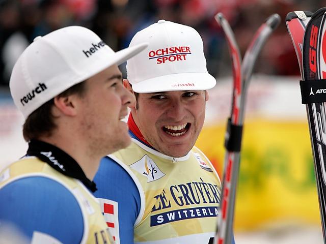 Albrecht und Berthod in B-Kader herabgestuft