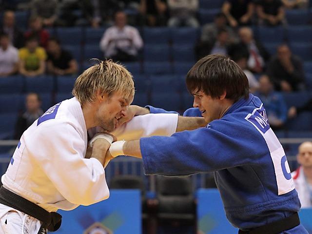 Schweizer Misserfolge zum Auftakt der Judo-EM