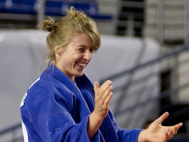 Juliane Robra gewinnt EM-Bronze