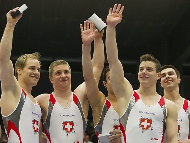Rang 7 für Schweizer Turner