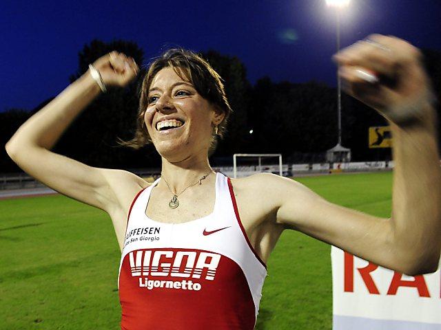 Irene Pusterla erfüllt Olympia-Limite