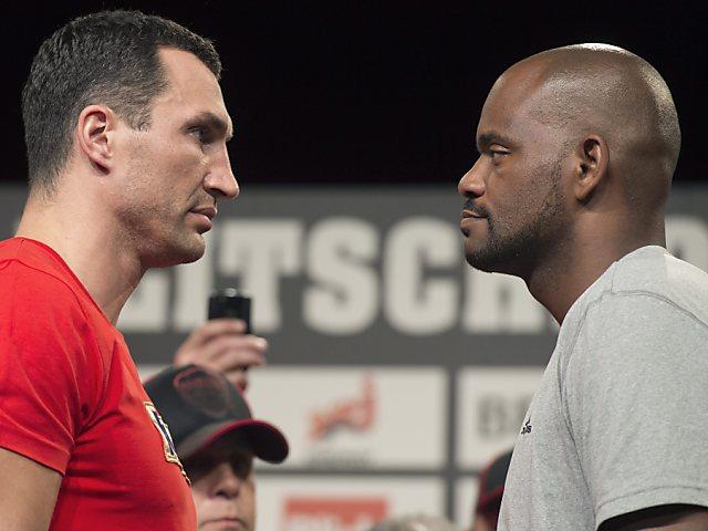 Thompson fordert Wladimir Klitschko in Bern heraus