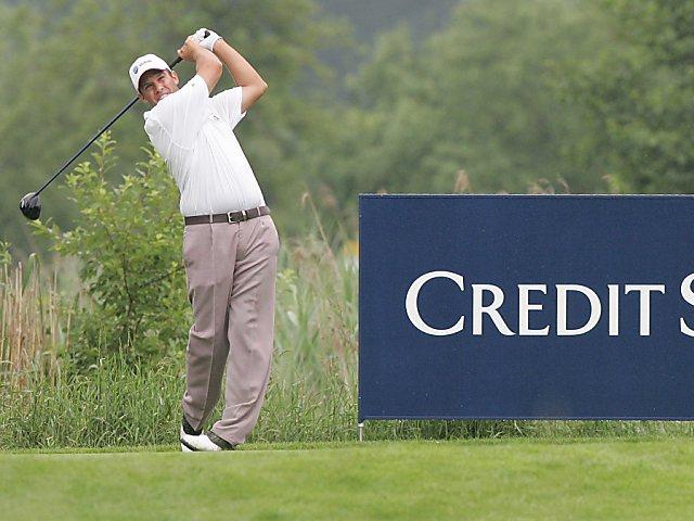 Martin Rominger führt starke Schweizer Golfer an