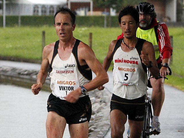 Röthlin gewinnt Olympiatest am Ägerisee