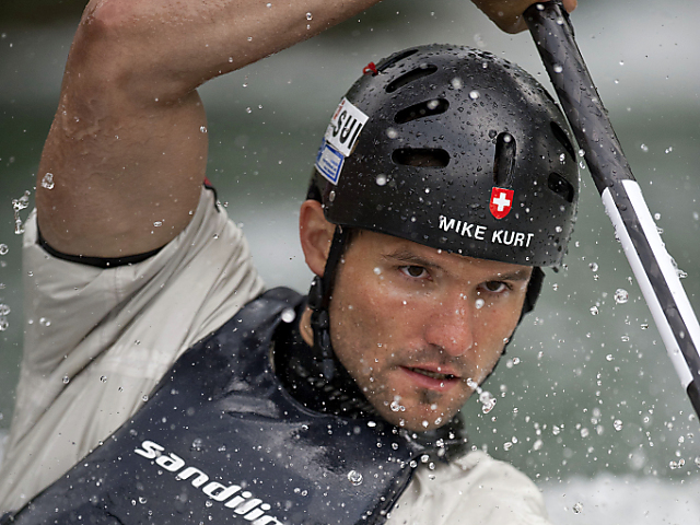 Slalom-Kanute Mike Kurt will Karriere mit Olympia-Medaille krönen