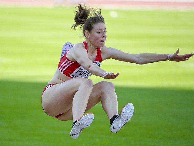 Irene Pusterla in der Qualifikation ausgeschieden