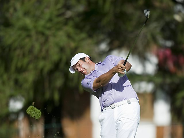 Starker Auftakt des Bündner Golfprofis Martin Rominger