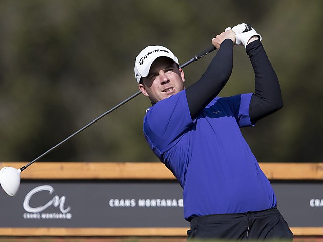 Richie Ramsay - schottischer Sieger am Schweizer Golfturnier