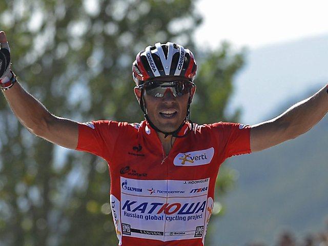 Joaquim Rodriguez erster spanischer Sieger der Lombardei-Rundfahrt
