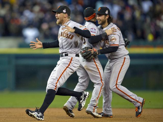 San Francisco Giants gewinnen den MLB-Final