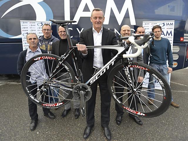 IAM Cycling nimmt bald den Rennbetrieb auf