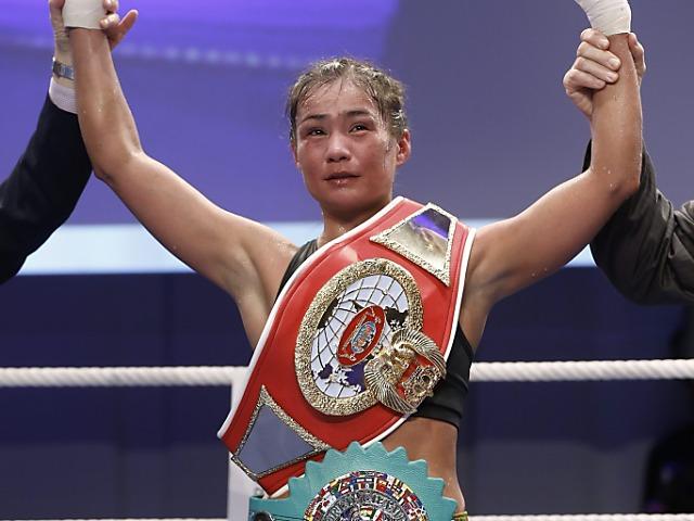Punktsieg für Aniya Seki